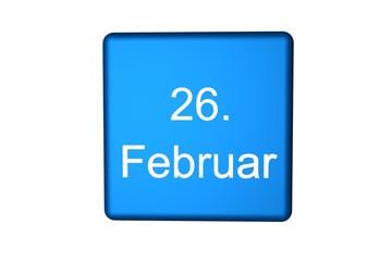 26. Februar