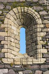 Window niche
