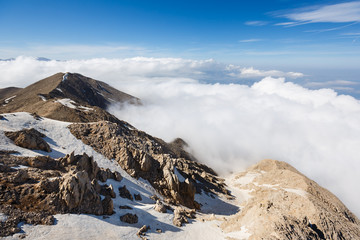 Tahtali mountain