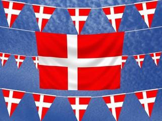 Denmark Flags
