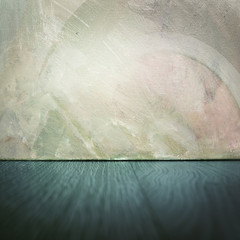 Abstract scene
