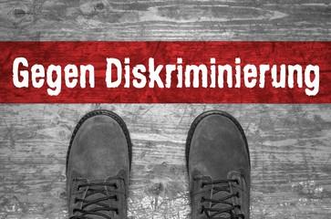 Gegen Diskriminierung