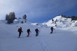 Ski de randonnée (Lauzière - Alpes)