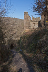 Burg Are