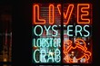 Live oyster sign - 79176819