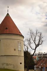 Kaptol turret, Zagreb, Croatia