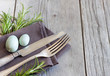 Easter table setting - 79178852