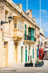 Marsaxlokk is a traditional fishing village located in the south