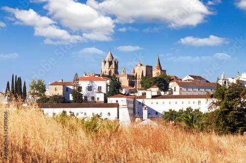 Zdjęcia na płótnie, fototapety, obrazy : catedral Evora, Portugal