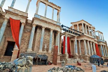 Roman Theatre, Merida, Spain