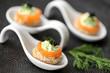 cuilères saumon & mousse d'avocat 3 - 79182086
