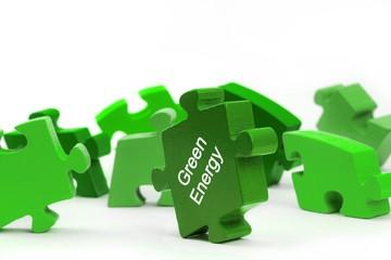 Green Energy Puzzle