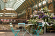 Leinwanddruck Bild - Covent Garden market, London
