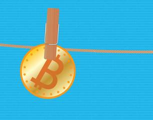 Bitcoin stealing