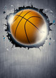 Zdjęcia na płótnie, fototapety, obrazy : Basketball background