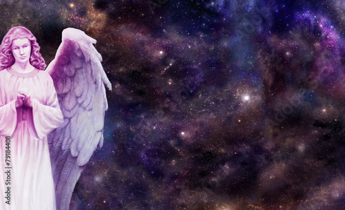 Angel watching over you - 79184408