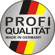 Profi Qualität - Made in Germany