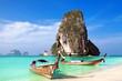 Leinwanddruck Bild - Railay beach, Krabi Thailand