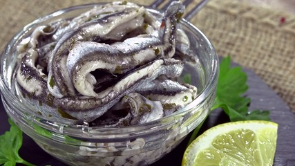 Pickled Anchovies (not loopable)