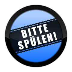 button 201402 bitte spuelen I