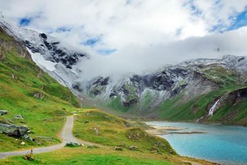 mountain landscape, Alps, Carinthia, Austria