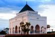 mausoleum of Muhammed V, Rabat, Morocco