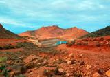 barrage Youssef Ibn Tachfin, Tinzit, Souss-Massa-Draa, Morocco