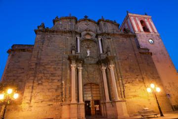 Parish San Mateo, Tarifa, Province of Cadiz, Spain