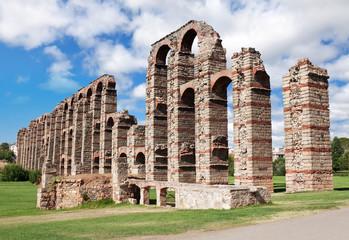 Aqueduct Los Milagros, Merida, Spain