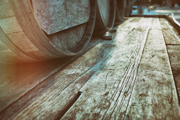 Barrel Casks Wood