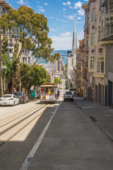 Street of San Francisco