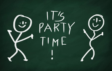 It's party time!