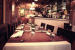 food in the restaurant, table, background - 79210031