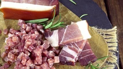 Diced Ham (seamless loopable)