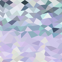 Purple Ranges Abstract Low Polygon Background