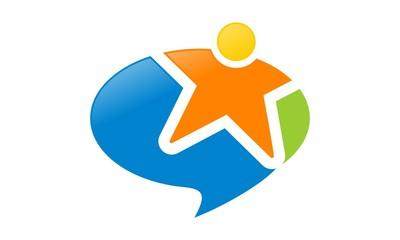 Kid Talk Logo