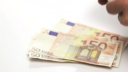 European union currency notes