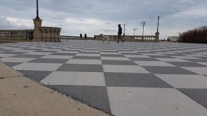 Gioco a scacchi con la mia padrona