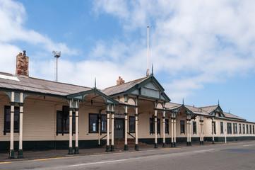 Oamaru Railway Station