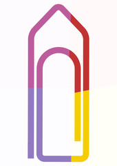 Trombone pop art