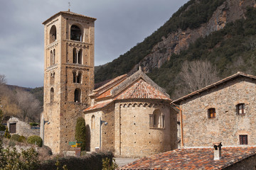 Romanesque church of Beget