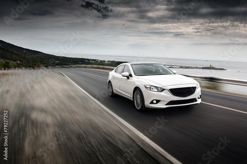 Speed Car Poster