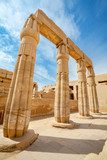 Fototapeta Temple of Karnak. Luxor, Egypt