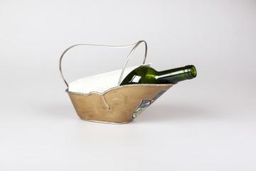 Special holder for bottle