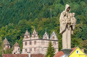 Kloster und Skulpturen Hirsau