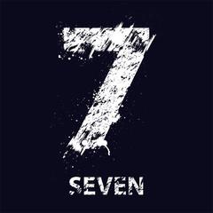 Grunge number seven