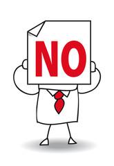 No and no