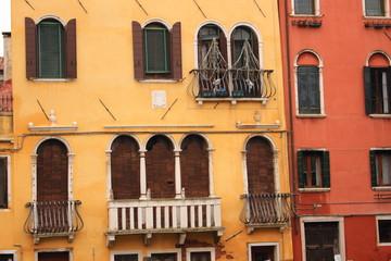 venezia architettura edificio