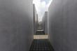 Leinwandbild Motiv Holocaust memorial berlin - german history