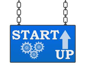Start Up Signboard